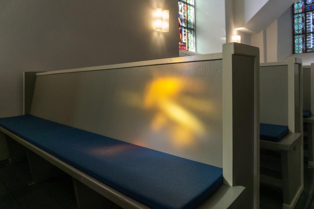 Lichteinfall St. Georgskirche Hattingen