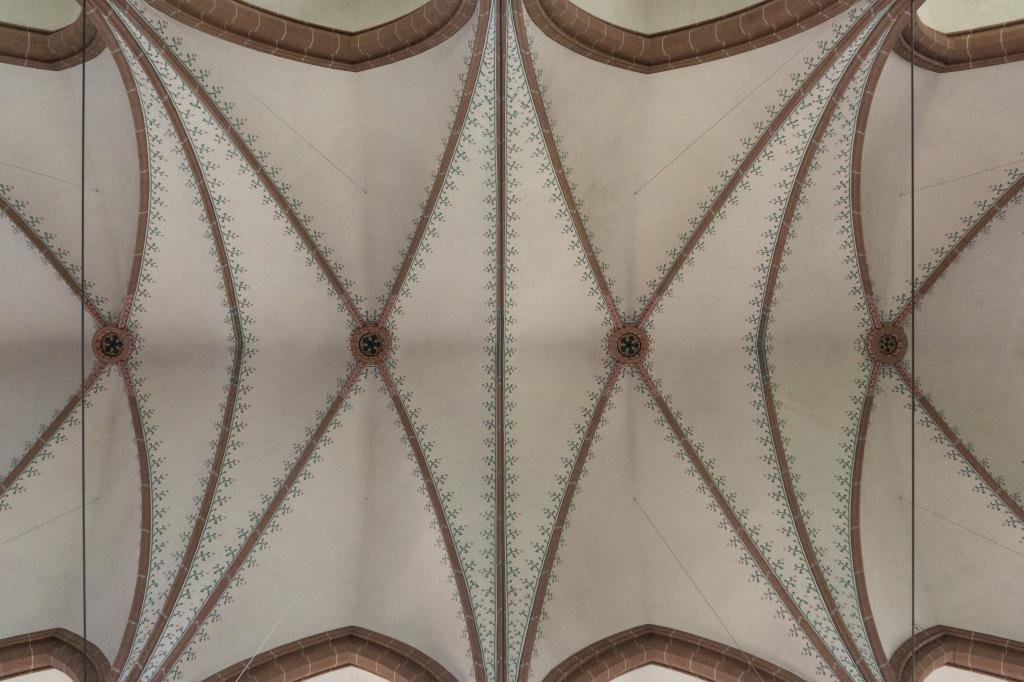 Gewölbe Agneskirche Köln