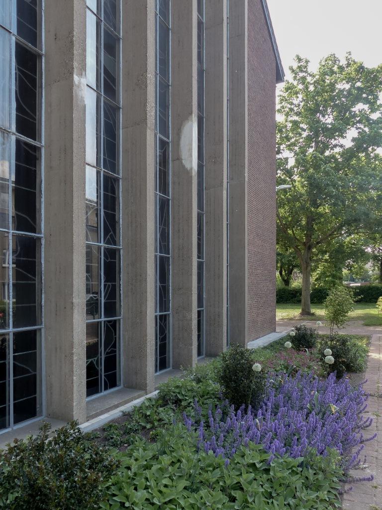 Franziskuskolumbarium Wesel Kirchenumnutzung Franziskuskirche