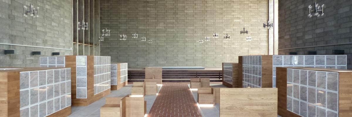 Franziskuskolumbarium Wesel Kirchenumnutzung