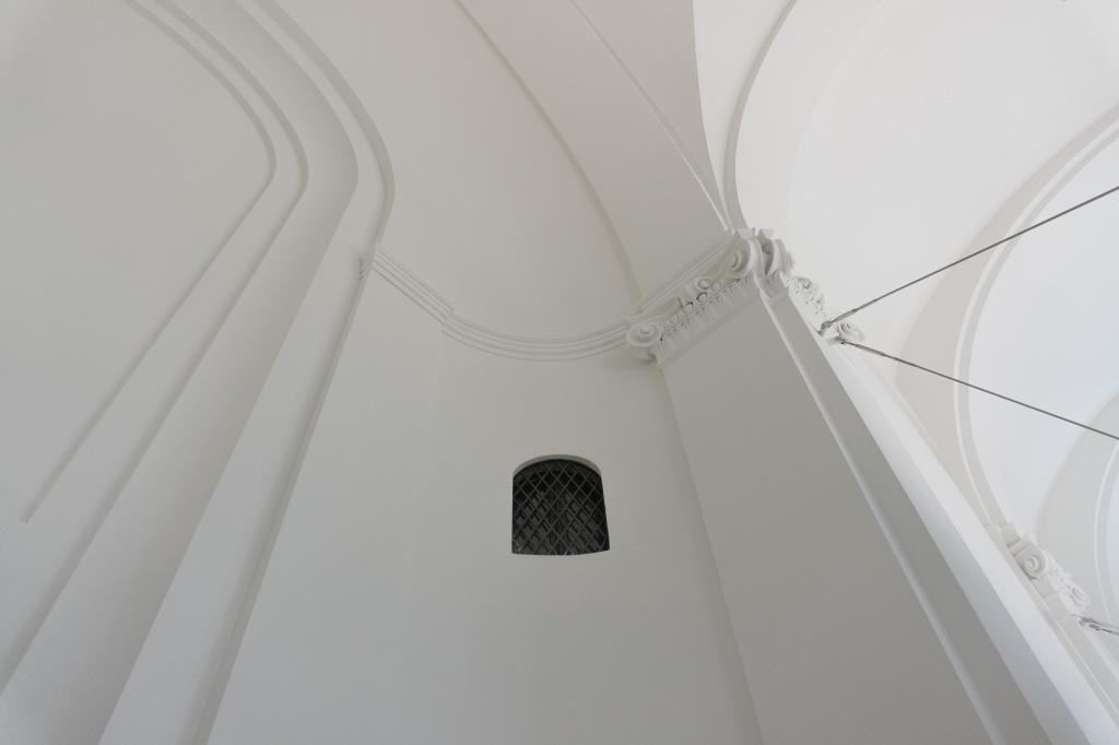 Klarissenkloster Köln Kirchenumnutzung Innenfenster