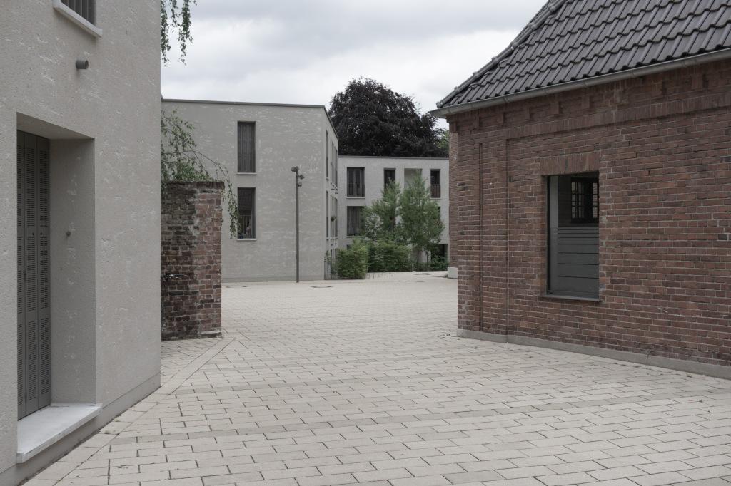 Klarissenkloster Köln Kirchenumnutzung Außenbereich2