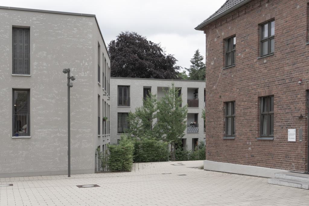 Klarissenkloster Köln Kirchenumnutzung Außenbereich