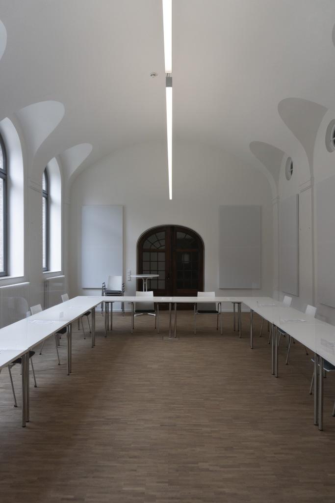 Klarissenkloster Köln Kirchenumnutzung Seminarraum