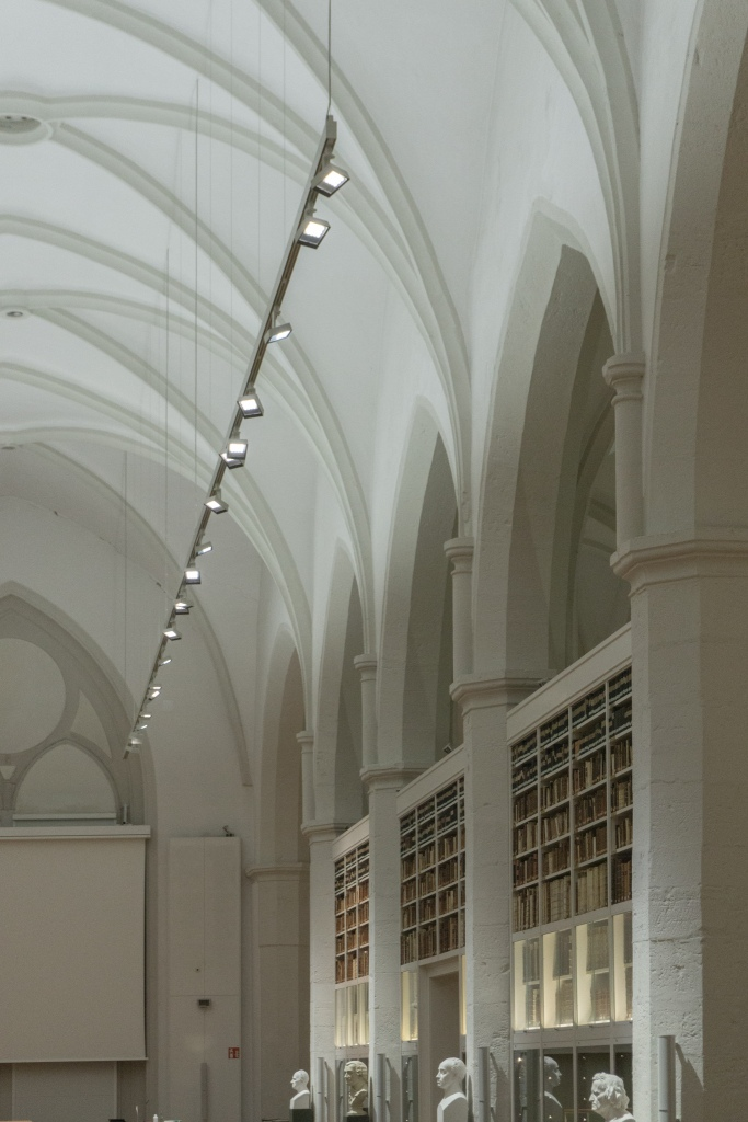 Paulinerkirche Göttingen Universität Bibliothek Kirchenumnutzung